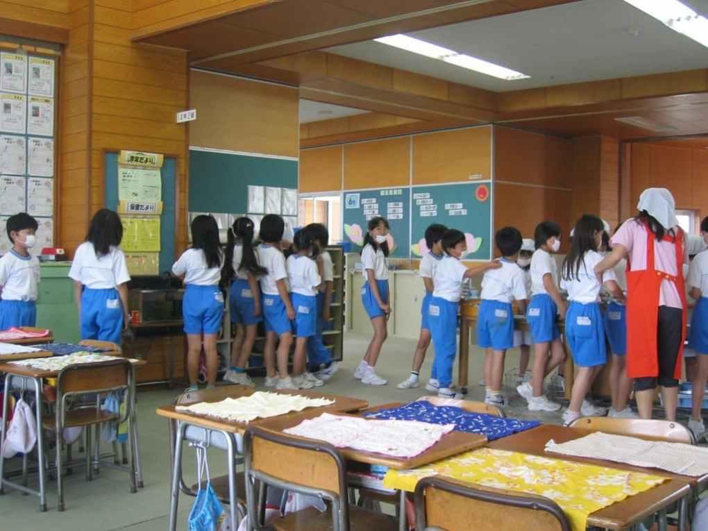 Nhật Bản, giáo dục Nhật Bản, học sinh tiểu học,