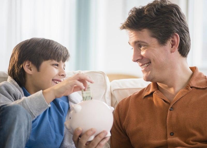 Những tỷ phú Mỹ lập nghiệp từ bàn tay trắng dạy con kiếm tiền thế nào?