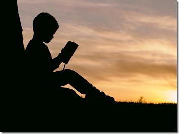 enfant lire