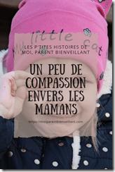 """Il y a des matins """"sans"""", où notre enfant n'est pas de bon poil. Et où on n'a pas forcément le temps ou l'envie de se plier en 4 pour que ça aille mieux... On a juste besoin d'un peu de compassion..."""