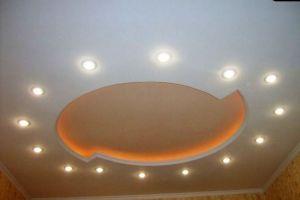 Ремонт потолка. Пластиковые панели