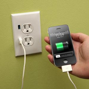 Стационарное зарядное устройство USB-розетка