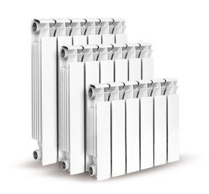 Современное отопление. Биметаллический радиатор