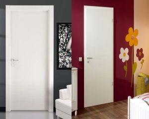 Неувядающая классика: межкомнатные двери с покрытием эмалью