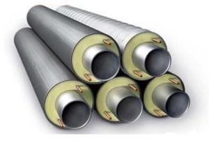 Преимущества труб с ППУ над стальными