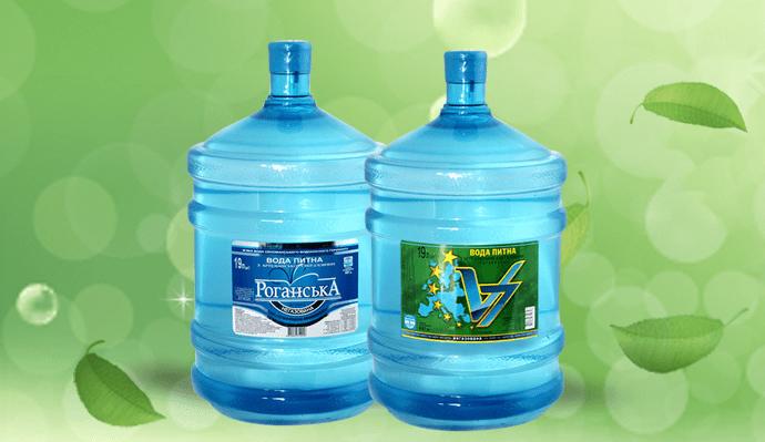 доставка бутилированной воды на дом