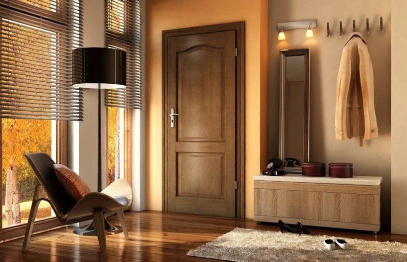 дверь шпон модифицированный