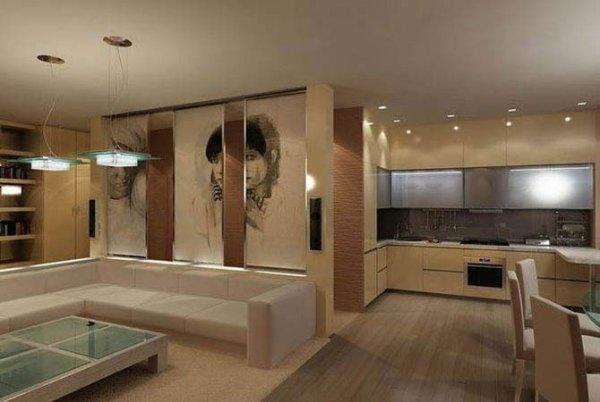 Интерьер шторы | дизайн комнаты 18