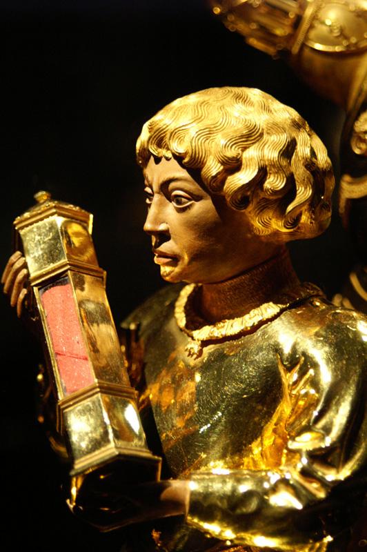 Reliquiario di Carlo il Temerario, Liegi; photobycap