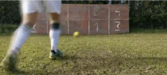 ejercicios de pases fútbol
