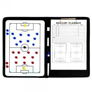 carpeta táctica futbol