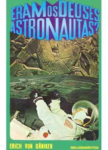 Poster do filme Eram os Deuses Astronautas?