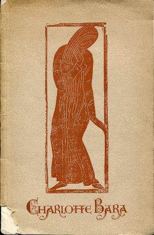 Moissey Kogan-title page linocut