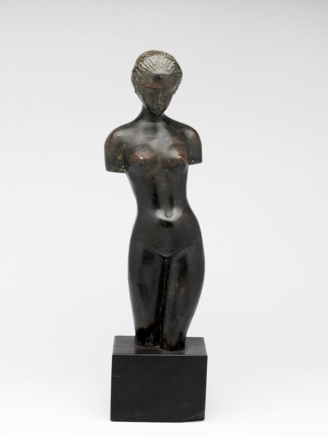 Moissey Kogan_Standing woman
