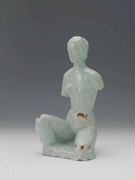 Moissey Kogan_Seated Figure