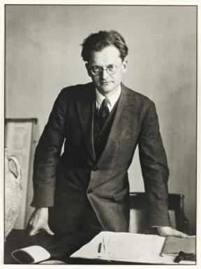 August Sander-Karl With 1932