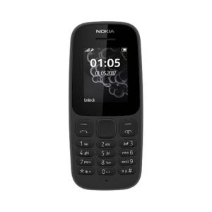 Nokia 105 Mobile Single SIM/FM Radio