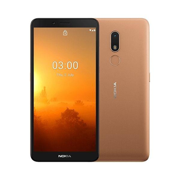 "Nokia C3 Smart Phone - 5.99"" Display ,16GB 2GB RAM , 8MP ,3040mAh"