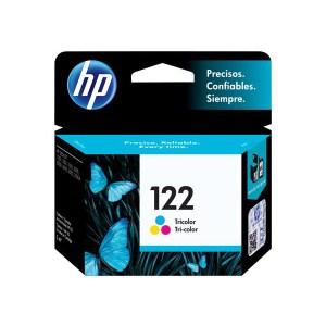 HP 122 Tri-color Original Ink Cartridge (CH562HL)