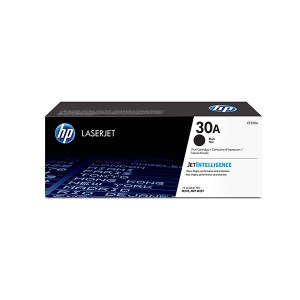 HP 30A Black Original LaserJet Toner Cartridge (CF230A),
