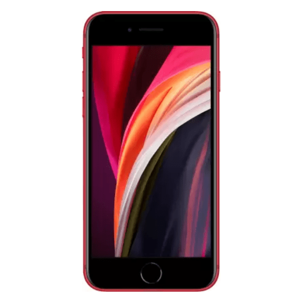 Apple iPhone SE (Red, 128 GB)