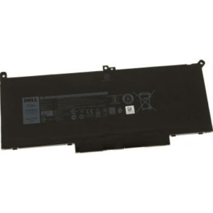Dell Battery 60WH Type F3YGT For Dell Latitude 7480 7490 Laptop Service Tag JXR9PH2