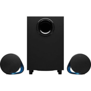 Logitech G560 RGB PC Gaming Speakers with Game-Driven Lighting | 980-001302