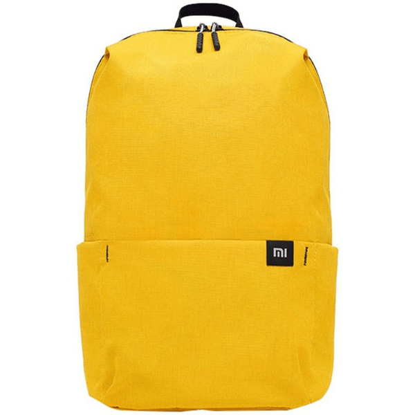 Millet small backpack yellow