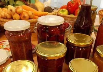 domaći proizvodi domaći ajvar džem marmelada