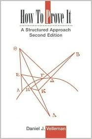 How to Prove It 2nd edition