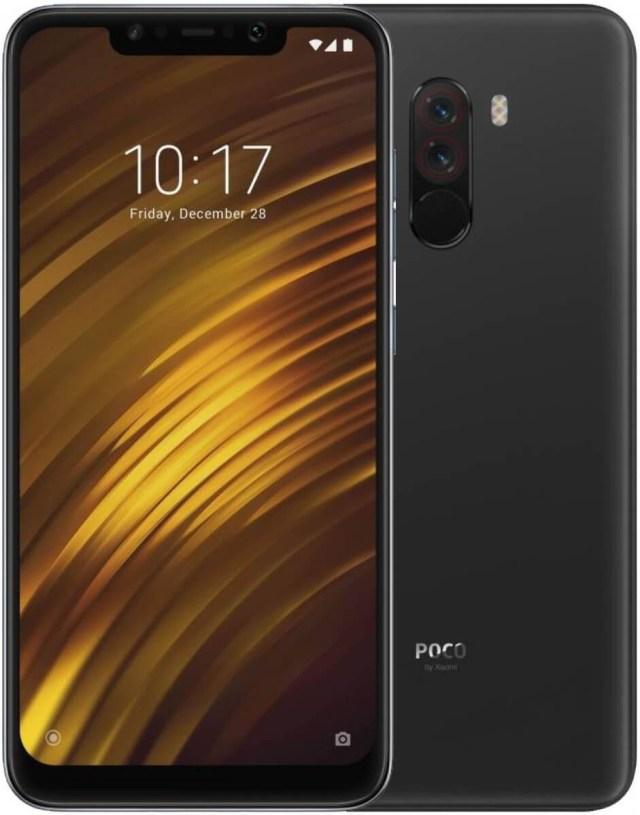 Nejlepší mobilní telefon - Xiaomi Pocophone F1
