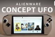 Alienware UFO