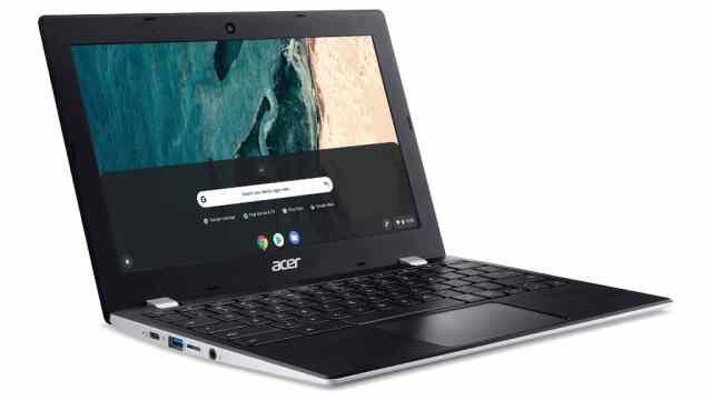 Acer Chromebook 311 (nejlevnější Chromebook)