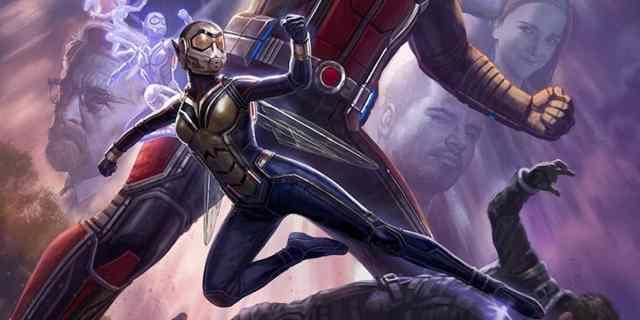 Ant-Man a Wasp - Marvel filmy pořadí