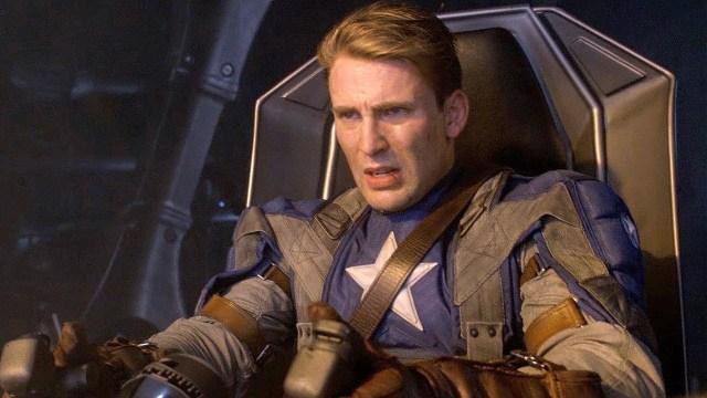 Marvel filmy - Kapitán America: První Avenger