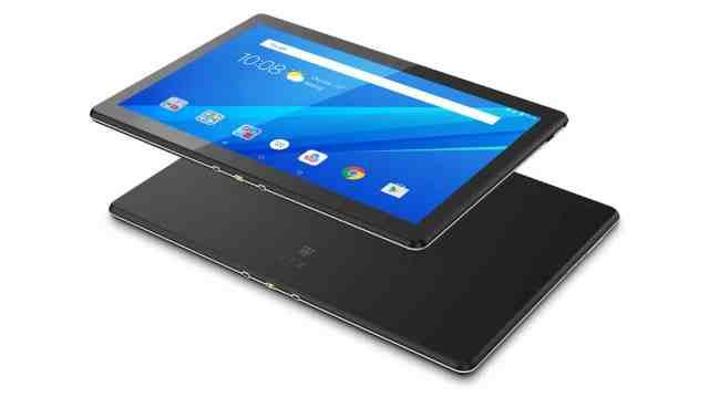 Lenovo TAB M10 (nejlevnější android tablet)