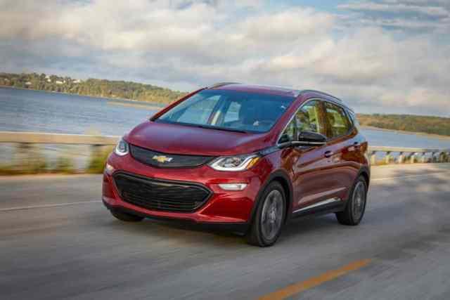Chevrolet Bolt EV (Nejlepší poměr cena/výkon)