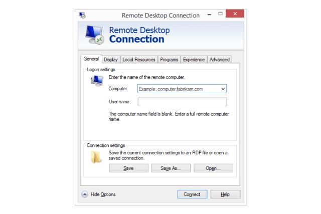 Windows Remote Desktop předinstalovaná Remote Desktop aplikace pro vzdálené ovládání počítače zdarma
