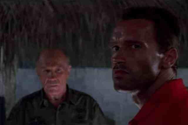 1. Predátor (1987)