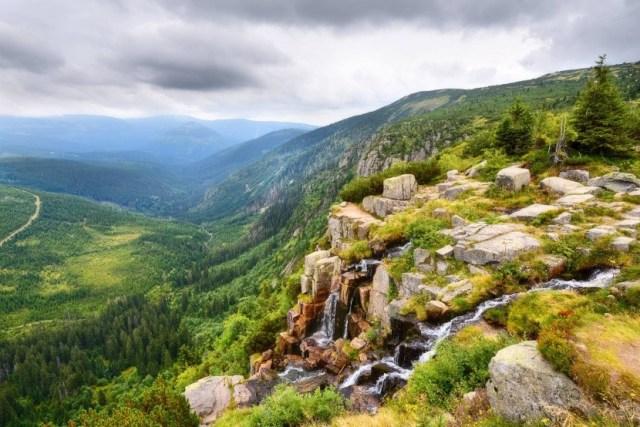 3. Labský důl a Pančavský vodopád | Nejhezčí přírodní místa / příroda v Česku