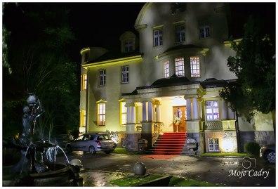reportaż ślubny Pałac Jastrzębie