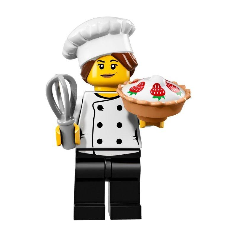 Lego 71018 Minifigurki Seria 17 Klocki LEGO Minifigurki