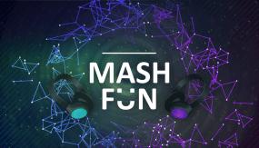 "banner imprezy ""mash fun"""
