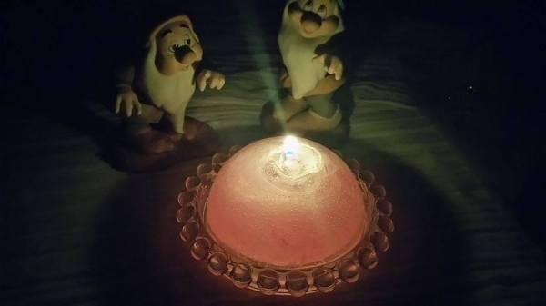 nukumori-candle