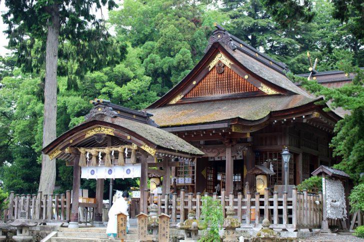 【神社ツアーレポ】鳥取県:宇部神社の神様は偉大すぎた!