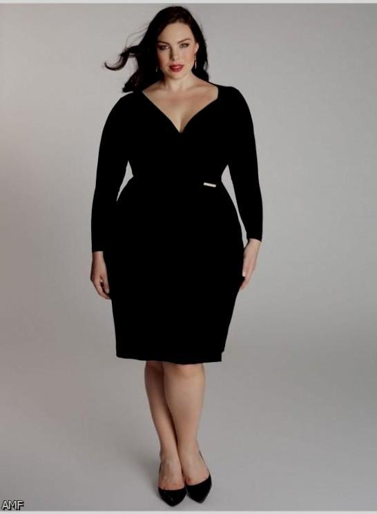 business-casual-dress-for-plus-size-women-2016-2017-b2b-fashion