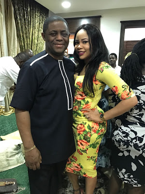 Goodluck Jonathan: Fani Kayode, Others Attend Surprise Birthday Party Organized For Ex-President  [PHOTOS]