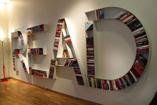 Amazing Interior Design Ideas For Shelves