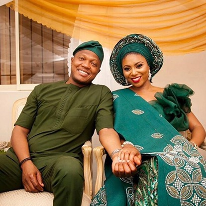 Photos From Stephanie Coker And Daniel Adenirokun's Introduction