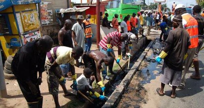 Lagos State Cancels Environmental Sanitation